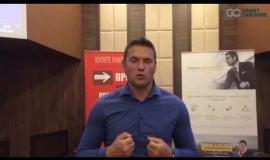 Embedded thumbnail for Игорь Давыдов- Официальный представитель офиса Гранта Кордона в СНГ