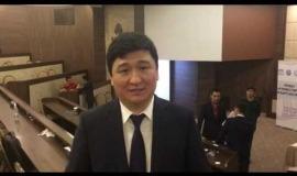 Embedded thumbnail for Макешов Чингиз, Председатель Правления ФРП
